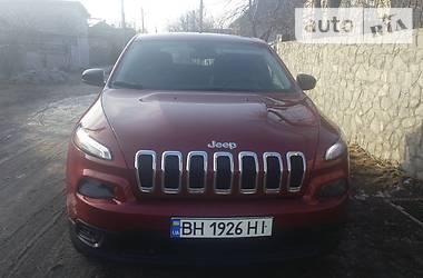 Jeep Cherokee 2014 в Одессе