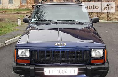 Jeep Cherokee 1993 в Тульчине