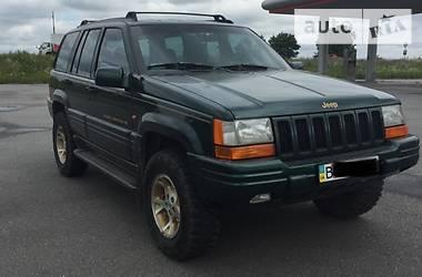 Jeep Cherokee 1996 в Золочеве