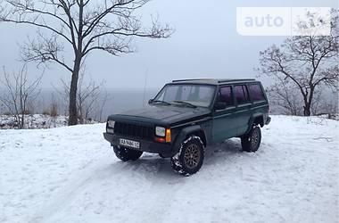 Jeep Cherokee 1993 в Украинке