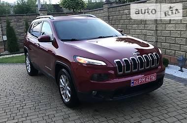 Jeep Cherokee 2015 в Ровно