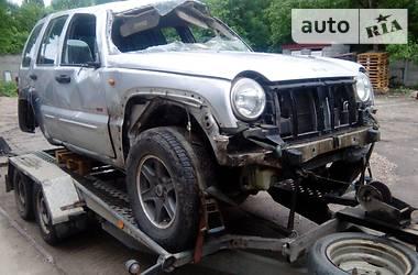 Jeep Cherokee 2003 в Умани