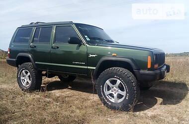 Jeep Cherokee 1997 в Луцке