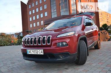 Jeep Cherokee 2014 в Нововолынске