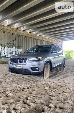Внедорожник / Кроссовер Jeep Cherokee 2019 в Киеве