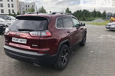 Позашляховик / Кросовер Jeep Cherokee 2018 в Львові
