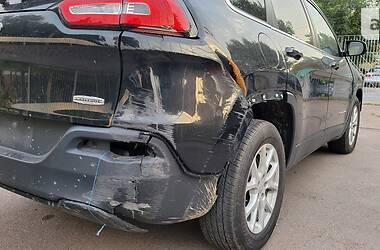 Внедорожник / Кроссовер Jeep Cherokee 2016 в Запорожье