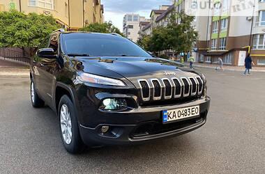 Внедорожник / Кроссовер Jeep Cherokee 2016 в Киеве
