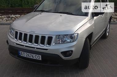 Jeep Compass 2012 в Ивано-Франковске