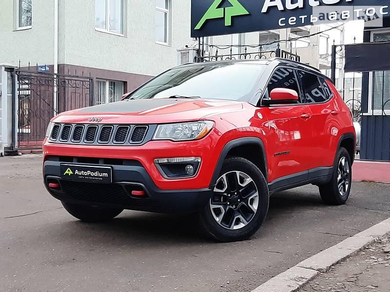 Jeep Compass 2017 в Николаеве