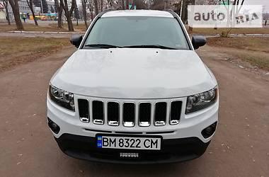 Jeep Compass 2016 в Сумах