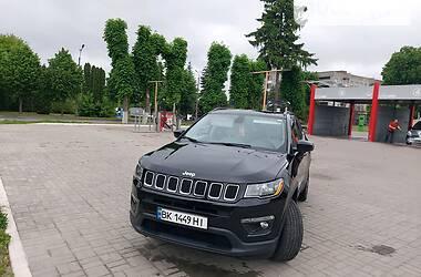 Внедорожник / Кроссовер Jeep Compass 2017 в Дубно