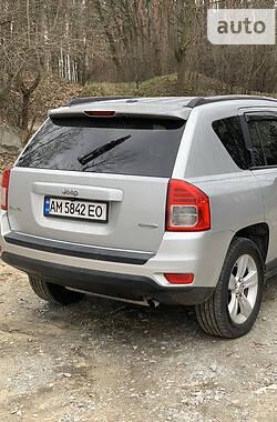 Внедорожник / Кроссовер Jeep Compass 2011 в Житомире