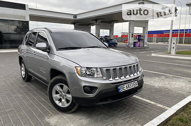 Позашляховик / Кросовер Jeep Compass 2016 в Миколаєві