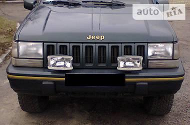 Jeep Grand Cherokee 1993 в Купянске