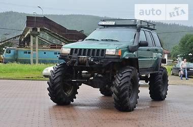 Jeep Grand Cherokee 1996 в Львове