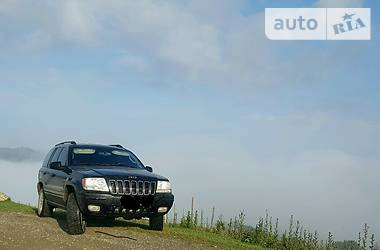 Jeep Grand Cherokee 2003 в Черновцах