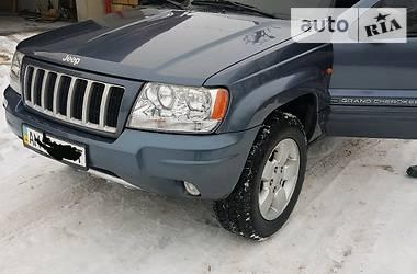 Jeep Grand Cherokee 2003 в Тернополе