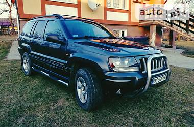 Jeep Grand Cherokee 2004 в Яворові
