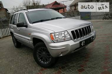Jeep Grand Cherokee 2004 в Коломые
