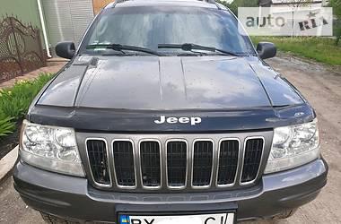 Jeep Grand Cherokee 2003 в Дунаївцях
