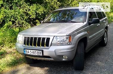 Jeep Grand Cherokee 2004 в Кропивницькому