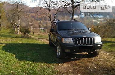 Jeep Grand Cherokee 1999 в Хусте