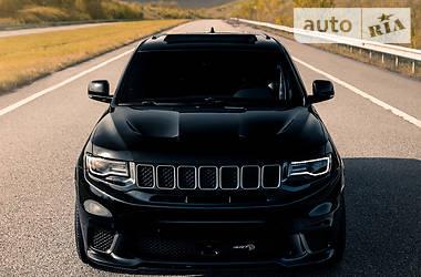 Внедорожник / Кроссовер Jeep Grand Cherokee 2018 в Харькове