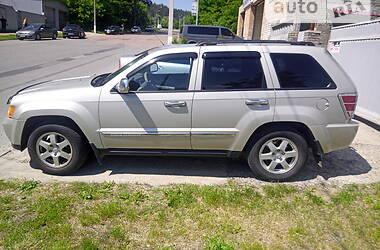 Позашляховик / Кросовер Jeep Grand Cherokee 2008 в Обухові