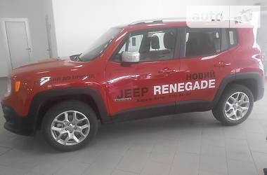 Jeep Renegade 2016 в Харькове