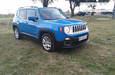 Jeep Renegade 2015 в Ивано-Франковске