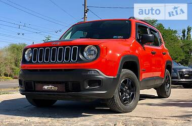 Jeep Renegade 2018 в Николаеве