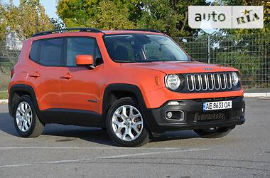Jeep Renegade 2015 в Днепре