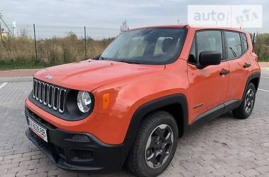 Jeep Renegade 2015 в Киеве