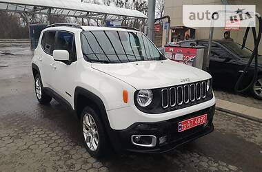 Jeep Renegade 2017 в Луцке