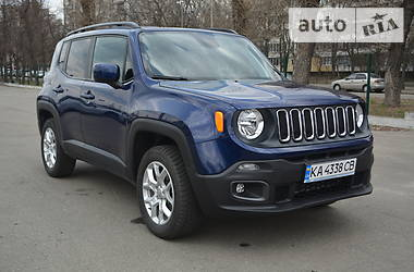 Jeep Renegade 2018 в Киеве