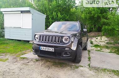 Внедорожник / Кроссовер Jeep Renegade 2017 в Борисполе