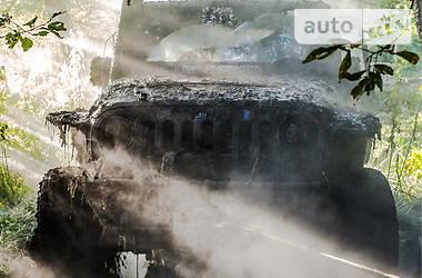 Позашляховик / Кросовер Jeep Wrangler 2006 в Києві