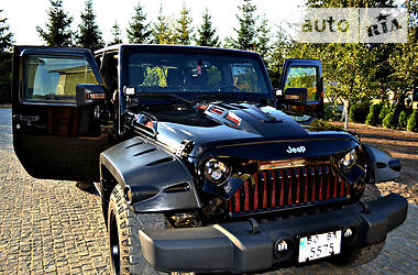 Jeep Wrangler 2015 в Тернополе