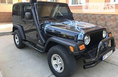 Jeep Wrangler 2004 в Херсоне