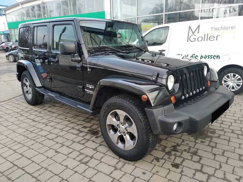 Jeep Wrangler 2017 в Ивано-Франковске