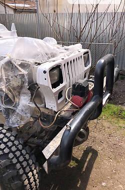 Позашляховик / Кросовер Jeep Wrangler 1992 в Іршаві
