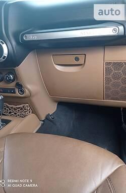 Внедорожник / Кроссовер Jeep Wrangler 2014 в Красилове