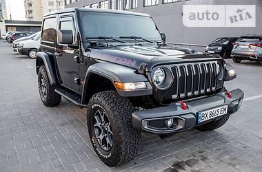Внедорожник / Кроссовер Jeep Wrangler 2019 в Хмельницком