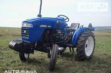 Jinma 240 2012 в Чуднове