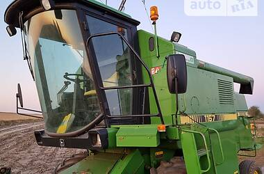 Комбайн зерноуборочный John Deere 1157 1997 в Луцке