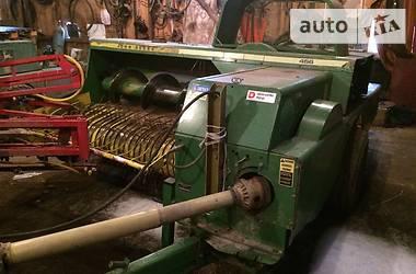 John Deere 456 2000 в Дубровиці