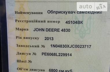 John Deere 4830 2013 в Луцьку