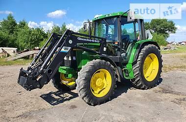 Трактор сельскохозяйственный John Deere 6400 1995 в Луцке