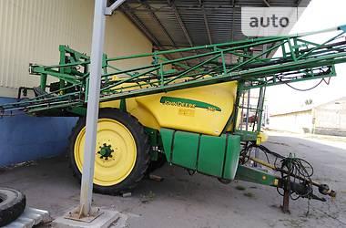 John Deere 740 2009 в Михайлівці